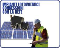 Impianti fotovoltaici connessi alla rete